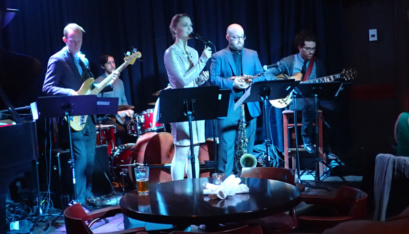 """Mingus"" Album Tribute at Frankie's 2015"