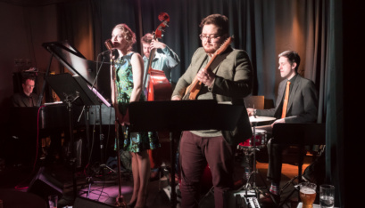 Sarah Kennedy and Friends at the Silk Purse